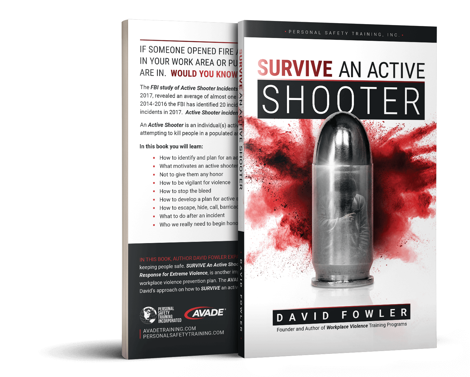 AVADE Active Shooter Training